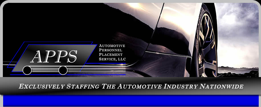 Contact AutoPros - Professional Auto Industry Job Placement Agency